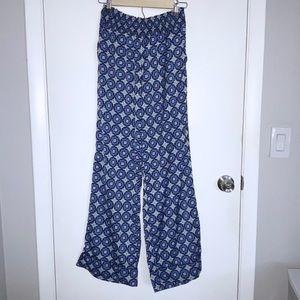 Women's Aerie Silky Pajama Pants Size S